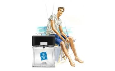 Lambre №18 (Allure homme sport от Chanel) мужская туалетная вода