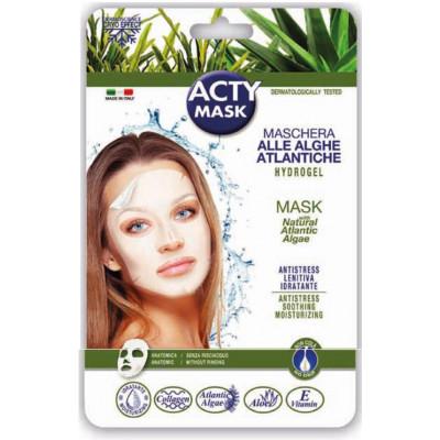 Гидрогелевая маска для лица с натуральными атлантическими водорослями
