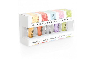 Набор духов Emotions de Lambre (5 шт по 8 мл, 2 шт по 8 мл)