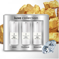 Серия Luxe Collection 3*20 ml (Cellular Gold serum day, Cellular Platinum serum night, Cellular Diamond serum eye)