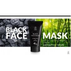 Маска Black Face Mask Lambre - детокс и матирующий эффект