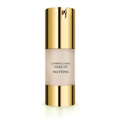 Матирующий тональный крем для нормальной и жирной кожи Matting MAKE-UP Lambre №6
