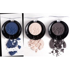 Матовые тени Satin Matt Effect Eye Shadow Lambre