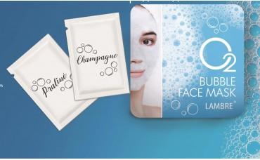 Маска для лица пузырьковая с сильным кислородным действием O2 Bubble Face Mask