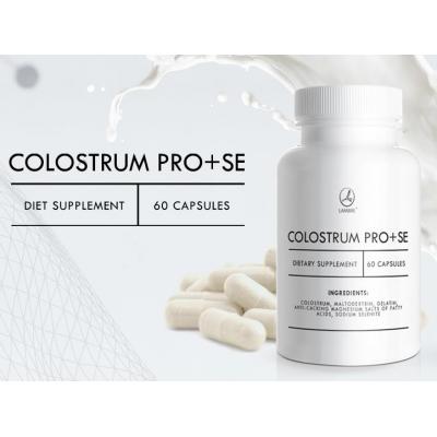 Диетическая добавка с молозивом Colostrum PRO+SE Lambre