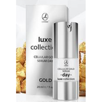 Дневная сыворотка Luxe Collection Cellular Gold serum day Lambre
