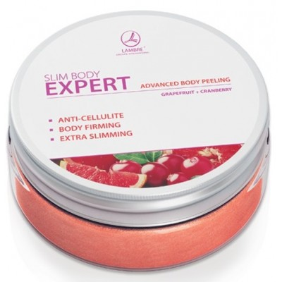 Пилинг для тела Advanced body peeling Lambre