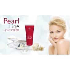 Увлажняющий крем для лица Pearl Line Light Cream Lambre