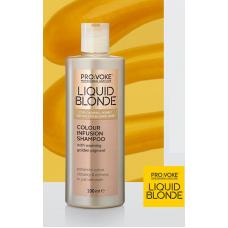 Шампунь для светлых волос Liquid Blonde Gloss Intensifying Shampoo Lambre