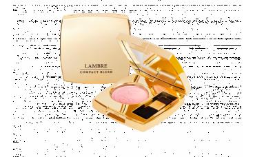 Румяна компактные Compact Blush Lambre Classic